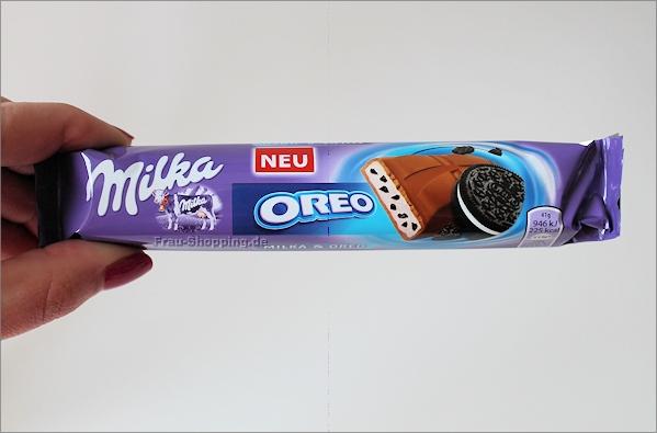 Milka Oreo Riegel