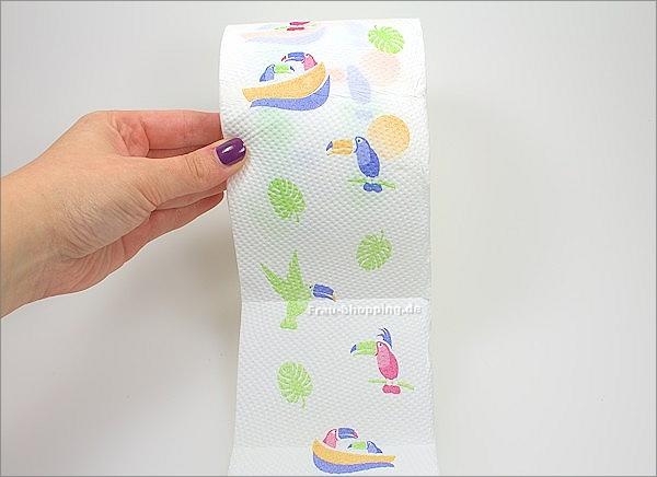 Rossmann alouette Sommer Toilettenpapier