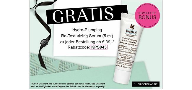 Gratis Geschenk zu jeder Bestellung ab 39 Euro auf douglas.de