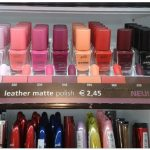 Neu bei p2: Leather Matte Polish / Leder Nagellack
