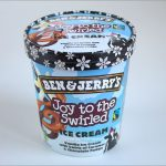 Ben & Jerry's Joy to the Swirled