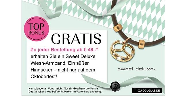 Gratis Geschenk zu jeder Bestellung ab 49 Euro auf douglas.de