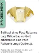 Gratis Geschenk von Paco Rabanne
