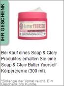 Gratis Geschenk von Soap & Glory