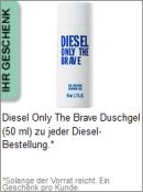 Gratis Geschenk von Diesel