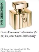Gratis Geschenk von Gucci