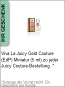 Gratis Geschenk von Juicy Couture