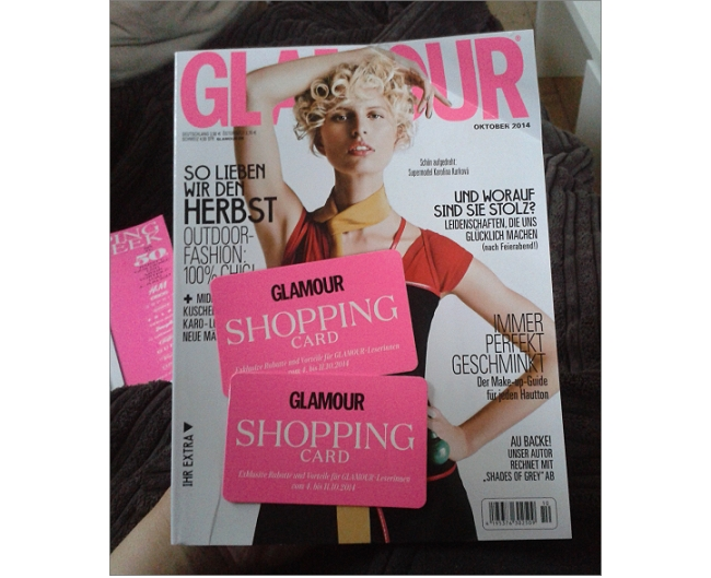 Glamour Shopping Week Oktober 2014