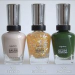 Sally Hansen Designer Kollektion Herbst/Winter 2014