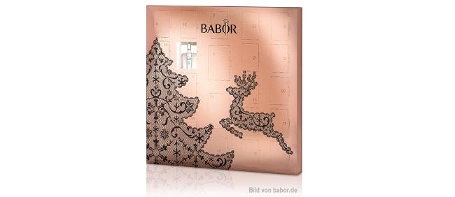 Babor Adventskalender 2014