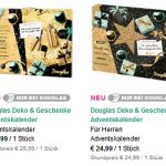 Beauty und Kosmetik Adventskalender 2014