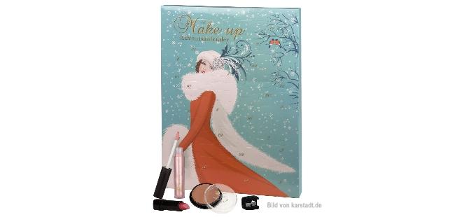 Karstadt Make-up Adventskalender 2014