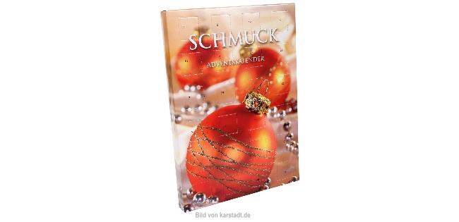 Karstadt Schmuck Adventskalender 2014