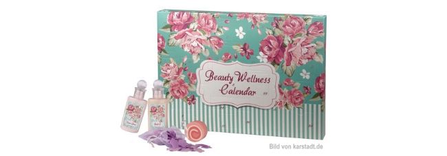 Karstadt Wellness Adventskalender 2014