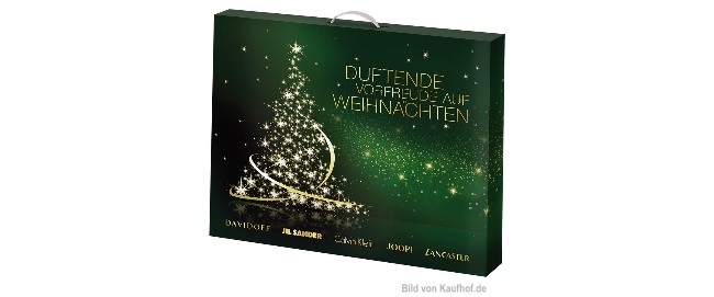 Kaufhof Lancaster Adventskalender 2014