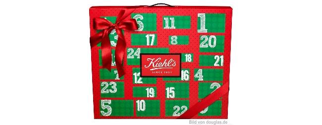 Kiehls Adventskalender 2014