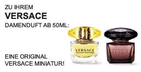 Gratis Geschenk von Versace
