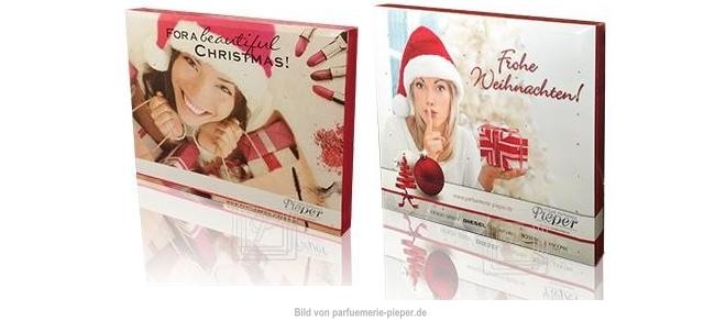 Parfümerie Pieper Adventskalender 2014