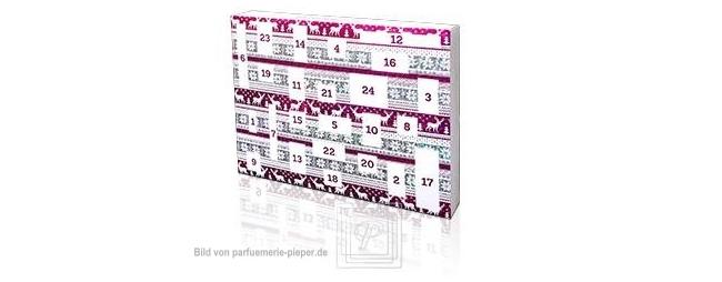 Parfümerie Pieper Nail Art Adventskalender 2014