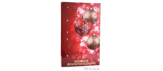 QVC Schmuck Adventskalender 2014