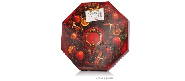 Yankee Candle Adventskalender 2014