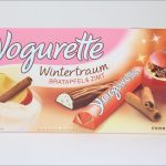 Yogurette Wintertraum Bratapfel & Zimt