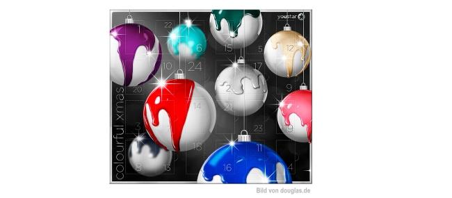 Youstar Nagellack Adventskalender 2014
