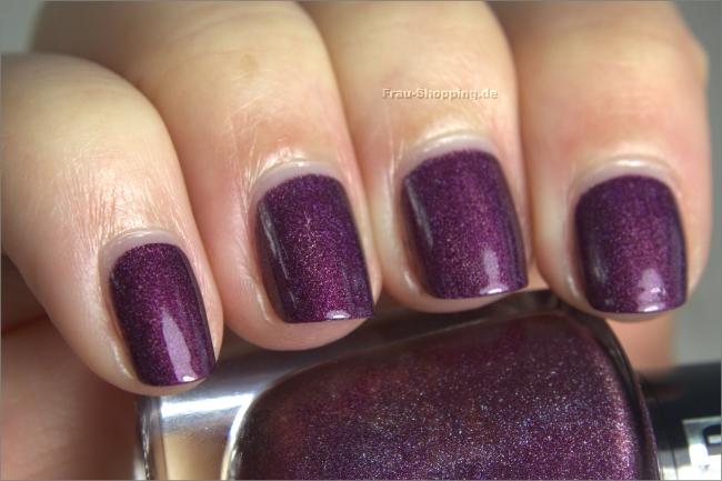 Frisch lackiert: BeYu 997 Violet Illusion