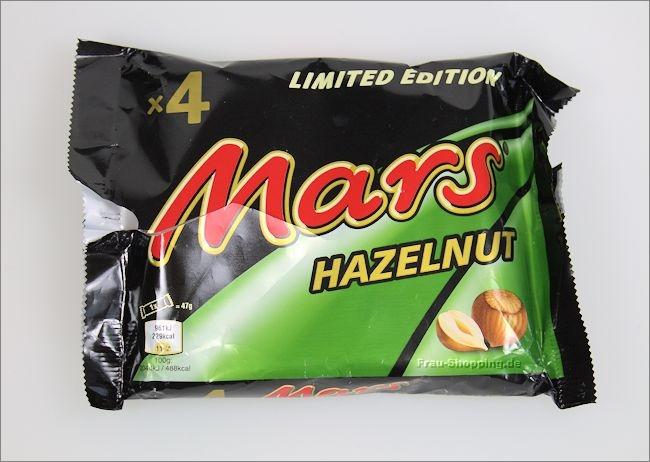 Mars Hazelnut