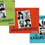 Hörbuch-Tipp: Das Känguru von Marc-Uwe Kling