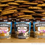 Neue Ben & Jerry's Cookie Core Sorten