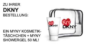 Gratis Geschenk von DKNY
