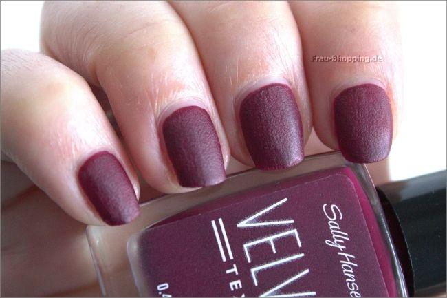Sally Hansen Velvet Texture 670 Lavish