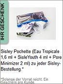 Gratis Geschenk von Sisley
