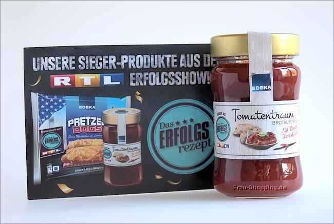 Edeka: Tomatentraum aus RTL Das Erfolgsrezept