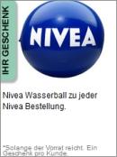 Gratis Geschenk von Nivea