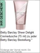 Gratis Geschenk von Betty Barclay