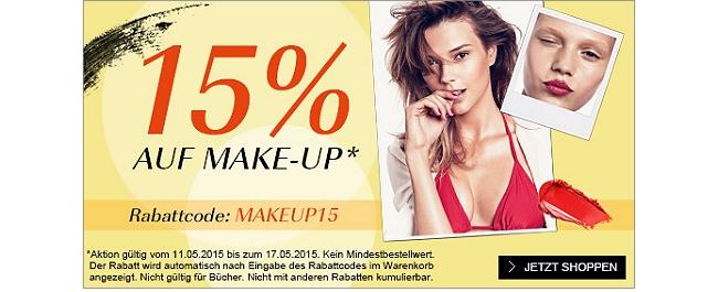 20% Rabatt auf deine Bestellung bei douglas.ch
