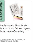 Gratis Geschenk von Marc Jacobs