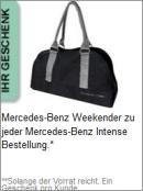 Gratis Geschenk von Mercedes-Benz
