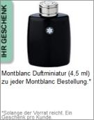 Gratis Geschenk von Montblanc