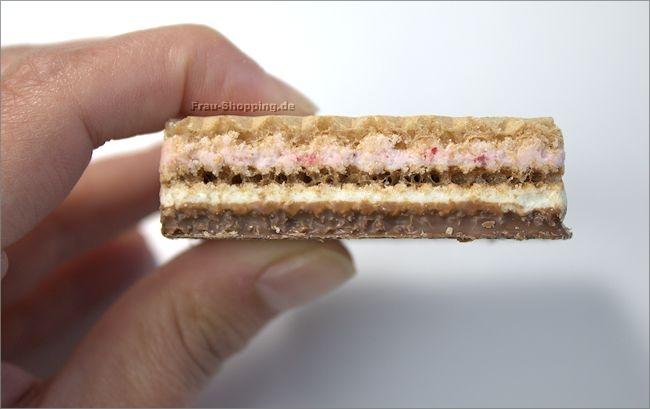 Knoppers Sommer Edition Erdbeer-Joghurt