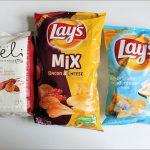 Aus meinem Einkaufswagen - Lays Chips aus Holland