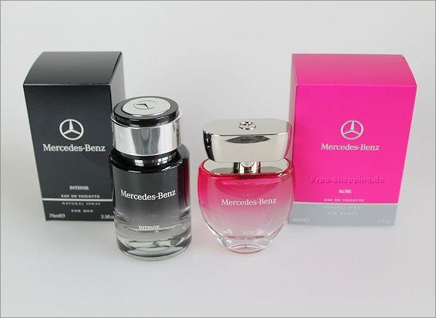 Aus meinem Einkaufswagen - Mercedes Benz Parfum