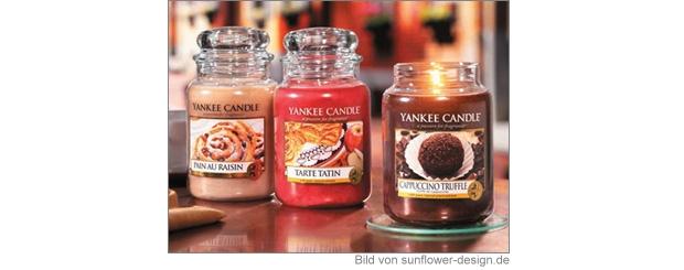 Yankee Candle Sommer 2015 - Cafe Culture Kollektion