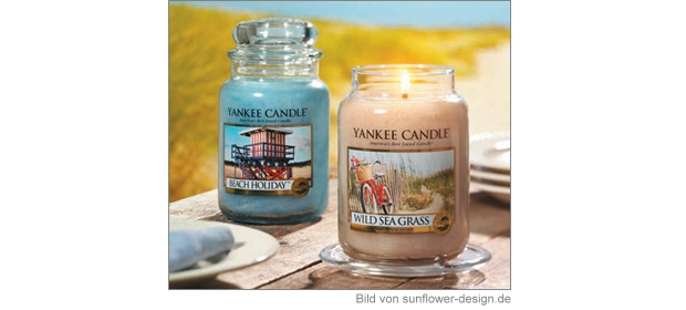 Yankee Candle Sommer 2015 - Life is a beach Kollektion