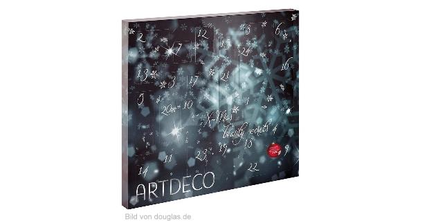 Artdeco Adventskalender 2015