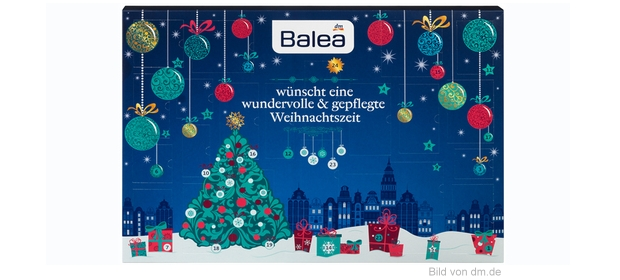 balea adventskalender 2015. Black Bedroom Furniture Sets. Home Design Ideas