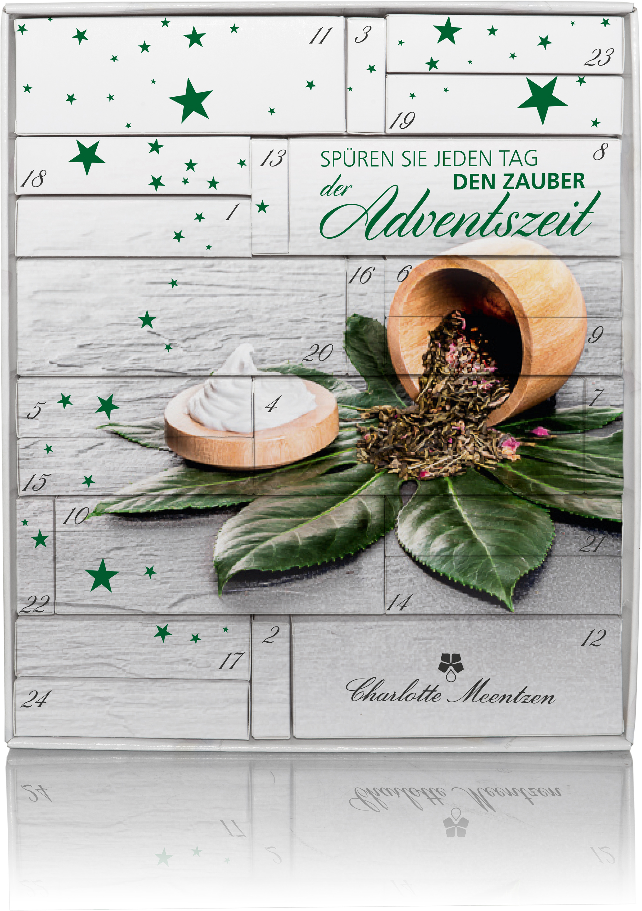 Charlotte Meentzen Adventskalender 2015