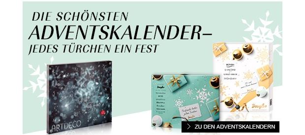 Alle Adventskalender bei Douglas.de